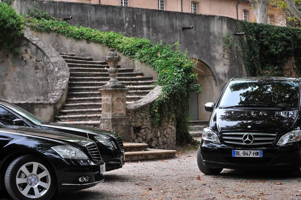 Aix-Shuttle - My Luxury Chauffeur