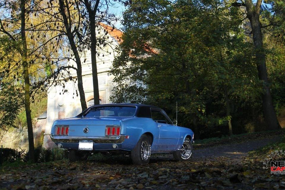 Mustang Légend