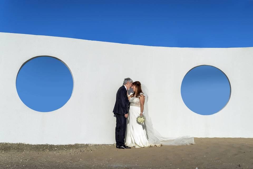Mariage à Deauville