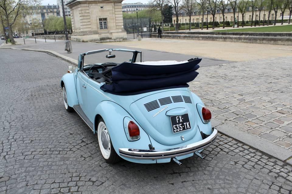 1 Cox à Paris