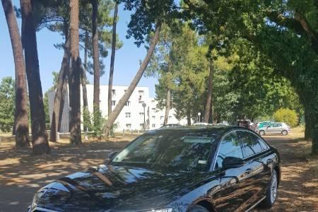 Audi A8 AVG