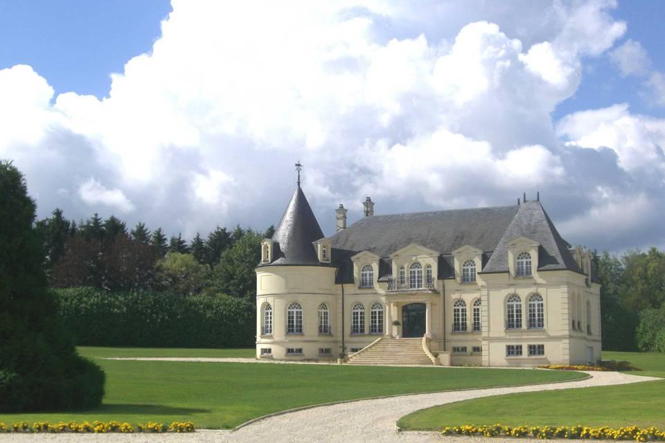 Château de Nizy Le Comte
