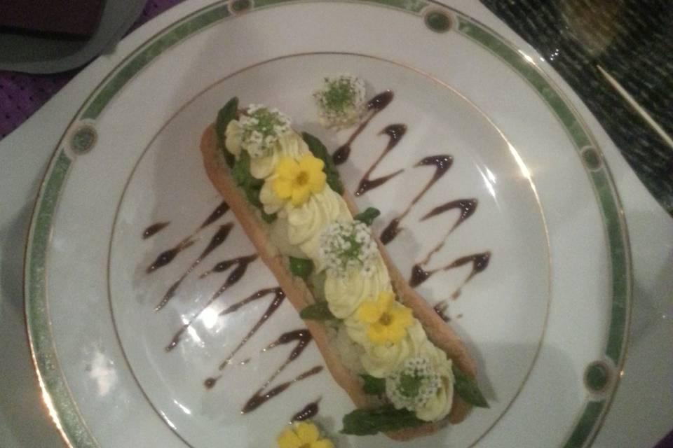 Eclair végétal