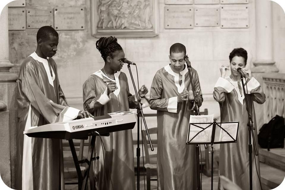 Gospel Ceremony