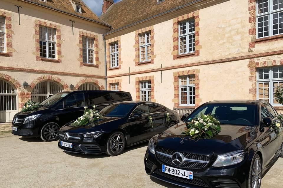 G.G.E. Mercedes-Benz Rent Les Ulis