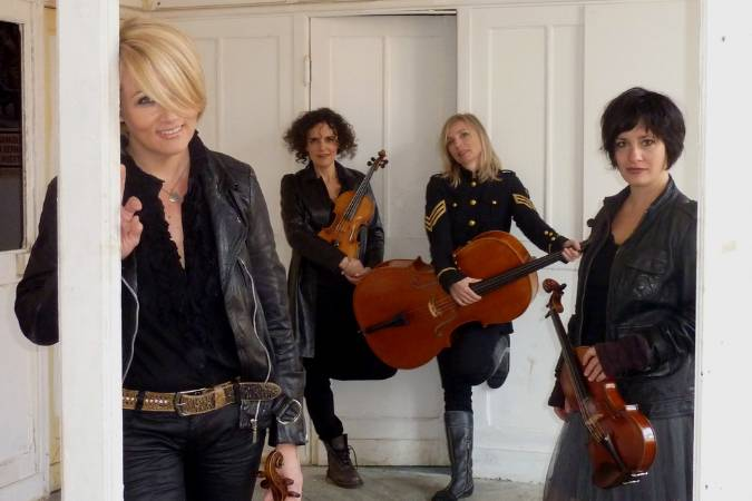 Arcoswing - Quatuor à cordes