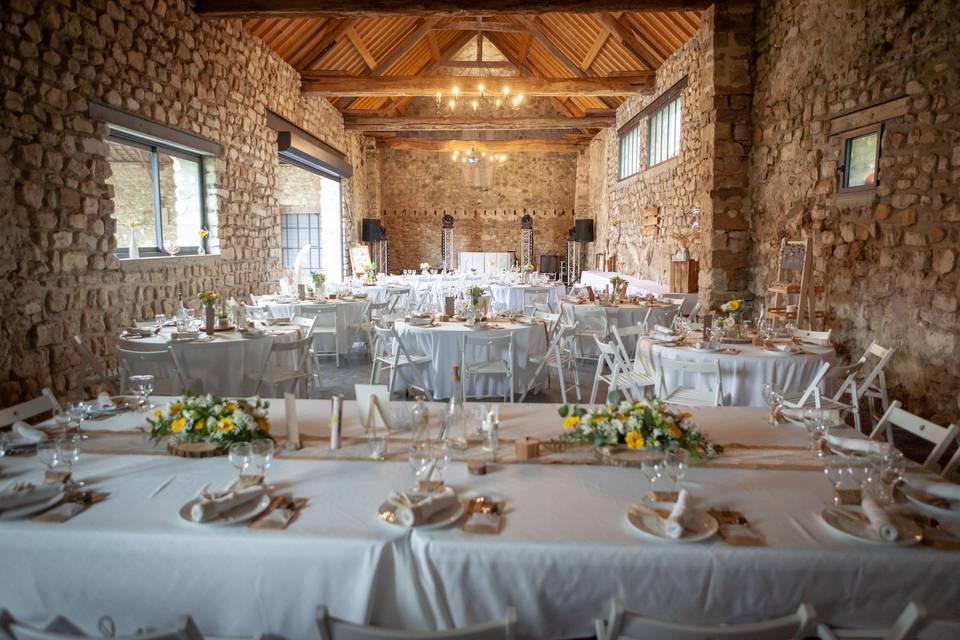 Réception Château Delacourt