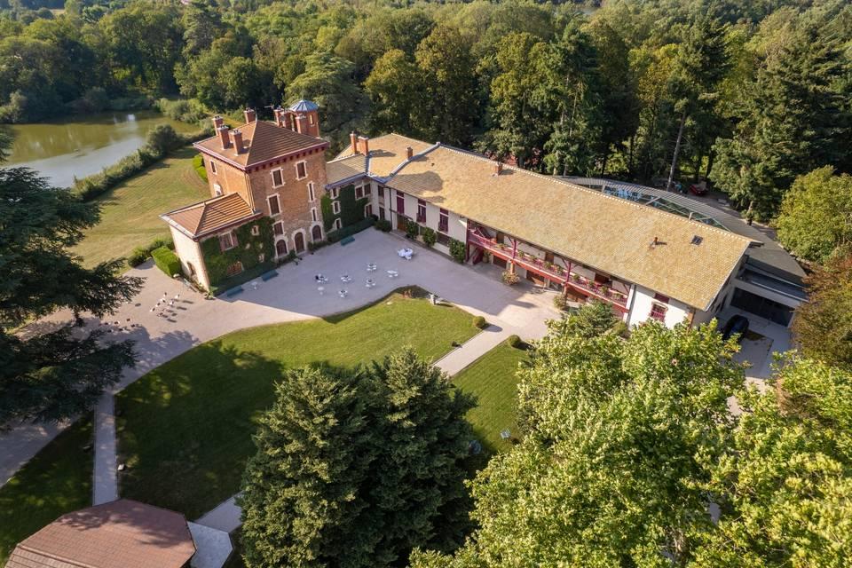 Château de Versailleux