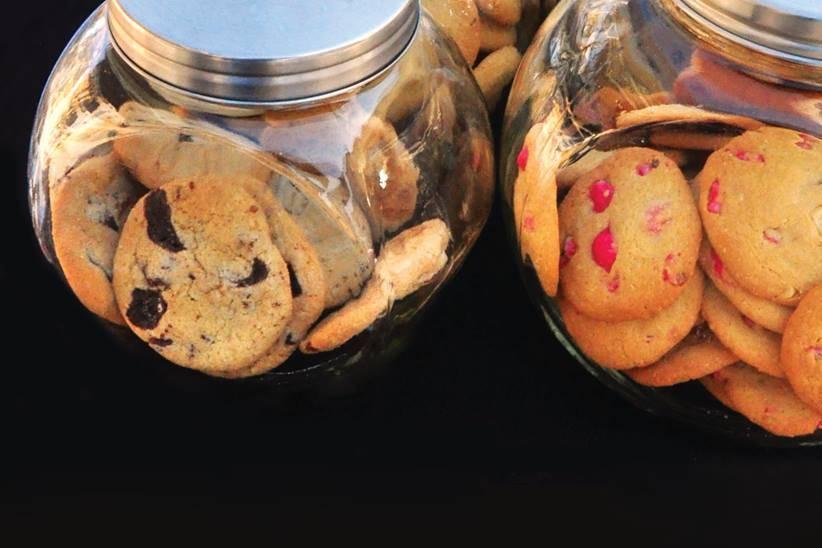 Les 'tea biscuits de Caro
