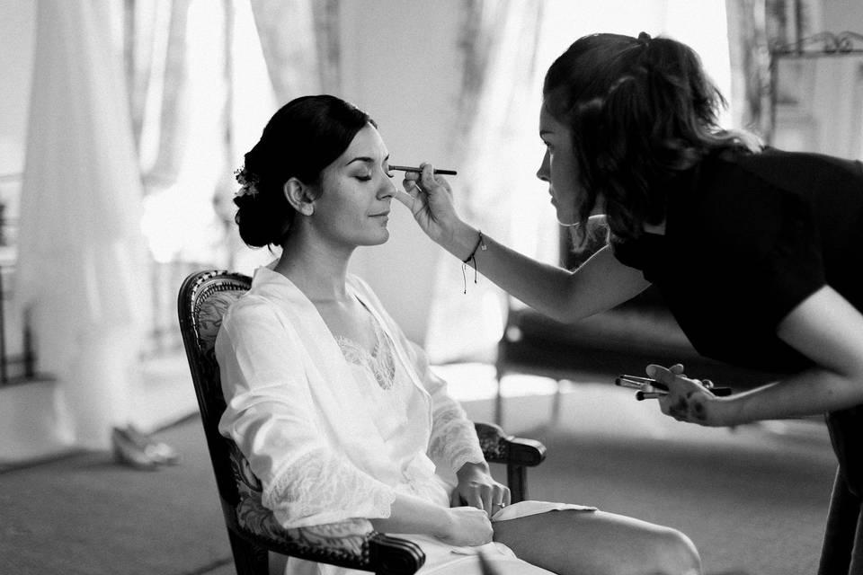 Lisa Le Loet Make-up Artist