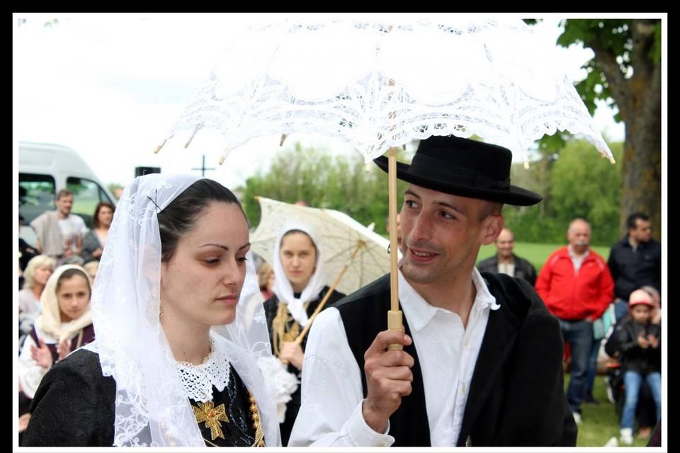 Mariés portugais