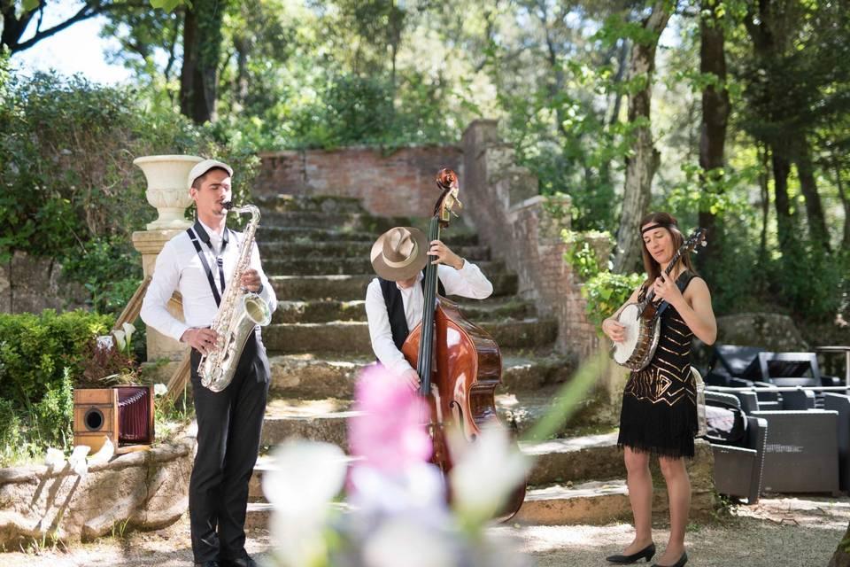 Bourbon Jazz Trio