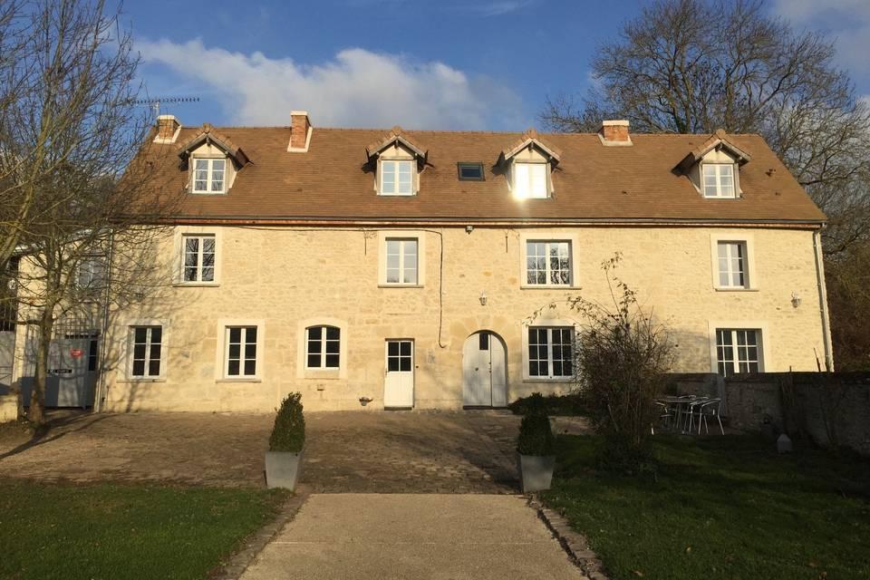 Villa du Moulin de Champie