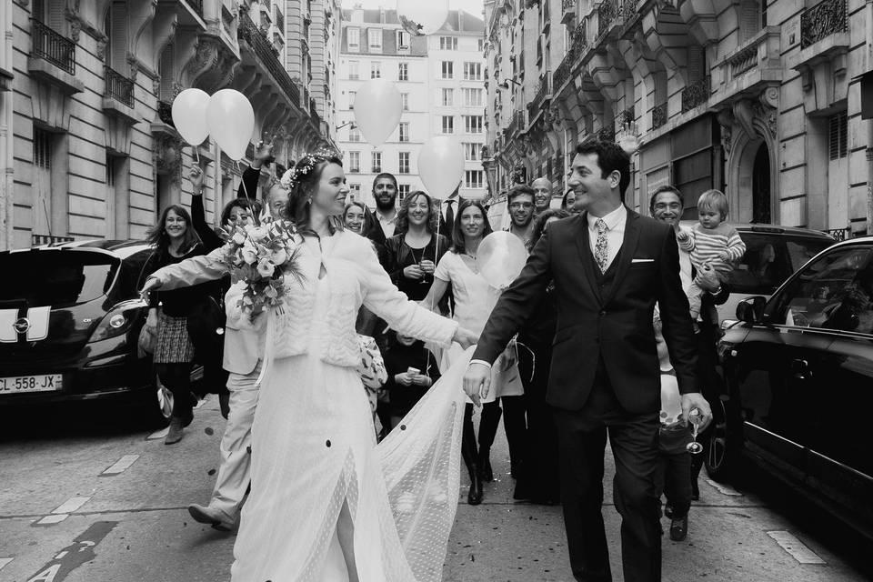 Mariage Delphine et Patrick
