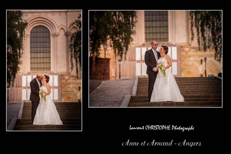 Anne et Arnaud - Angers