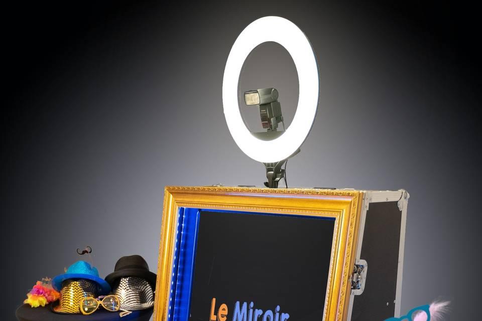Mon miroir Photo