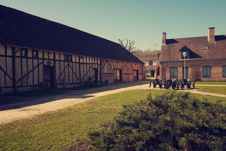 La ferme de Courcimont