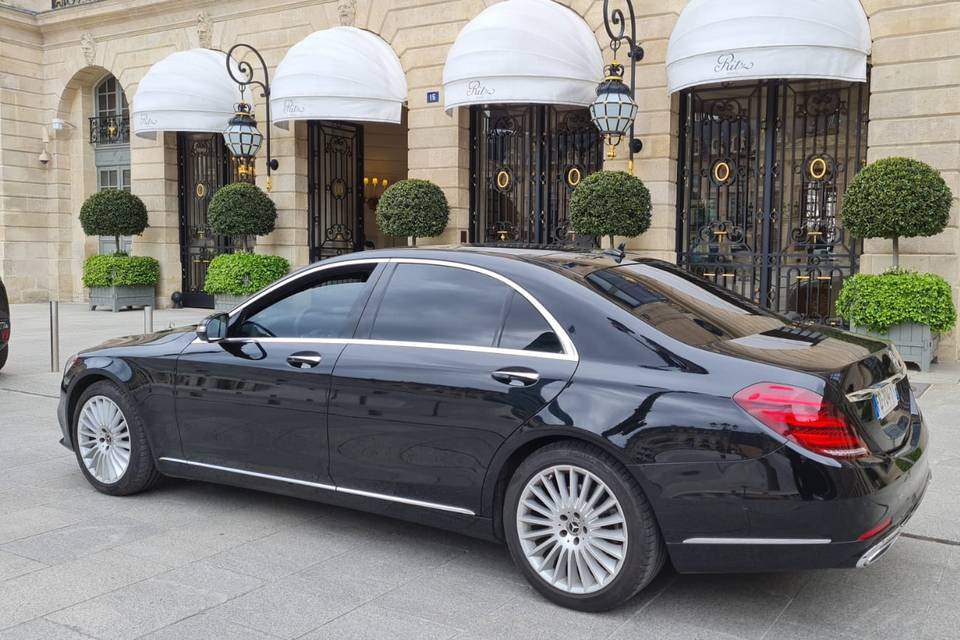 Olivier Luck Limousines