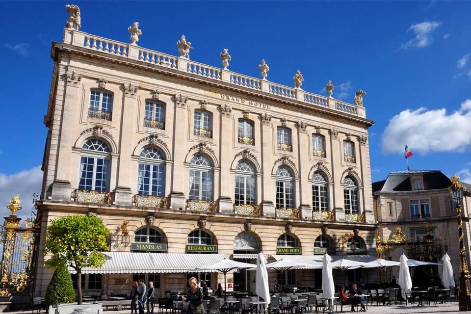 Grand Hôtel de La Reine