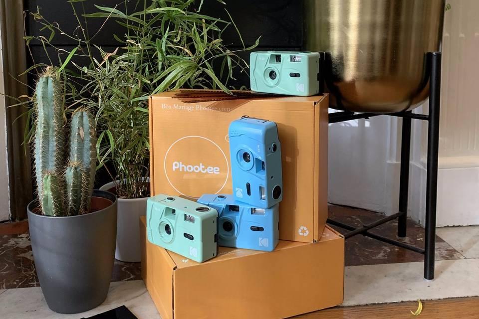 Phootee Box