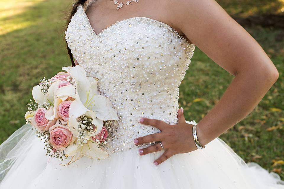 La robe de mariée