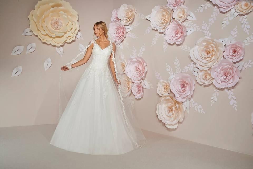 Robe de mariée collection 2020