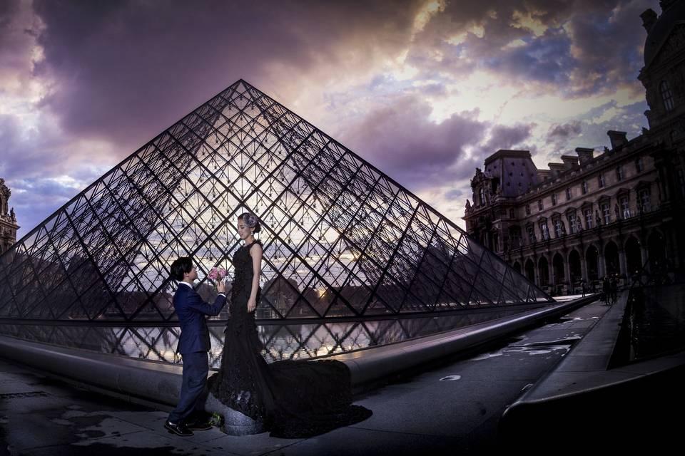 Paris for love