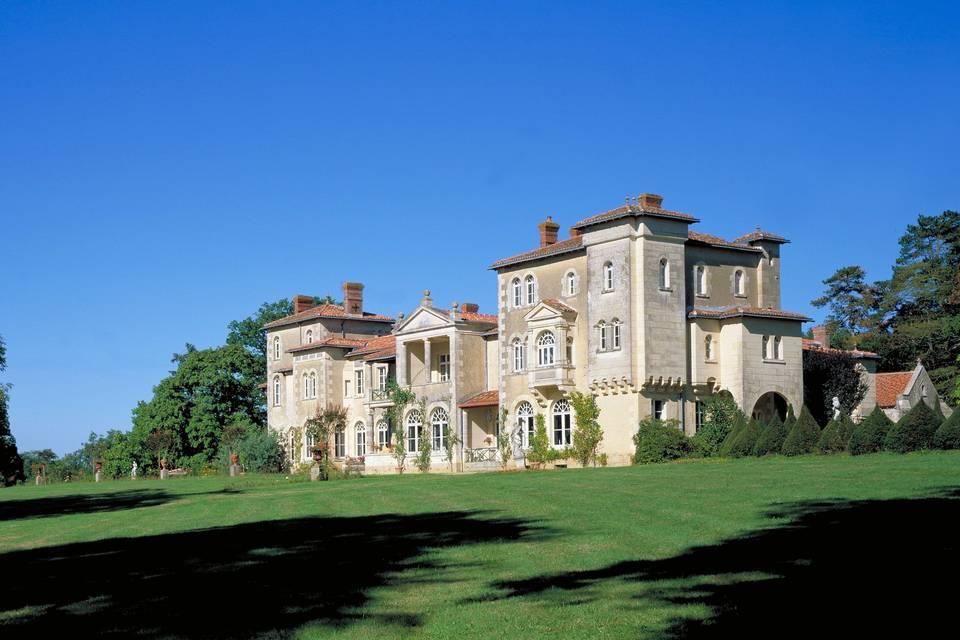 Le château du domaine