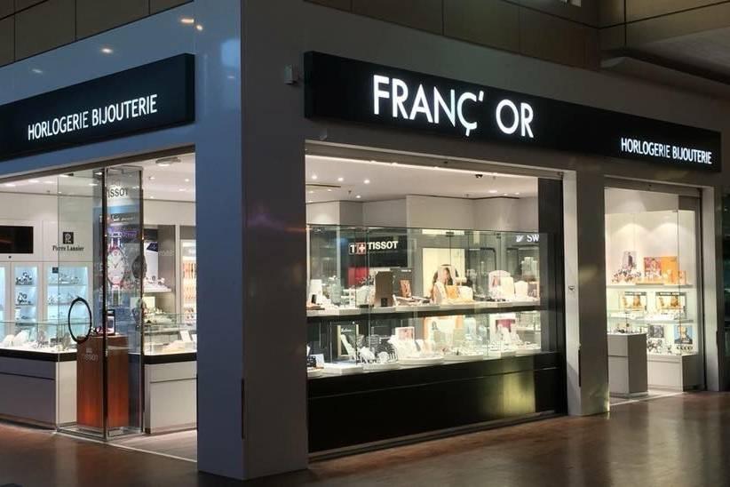 Bijouterie Franç'Or
