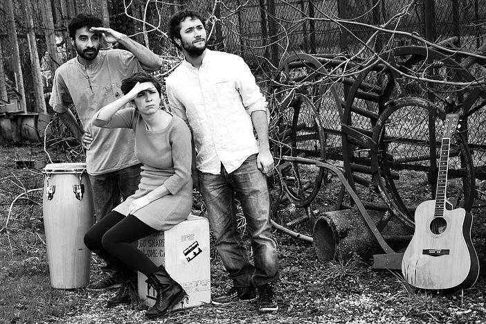 Trio Mama Godillot - Musiques du monde.