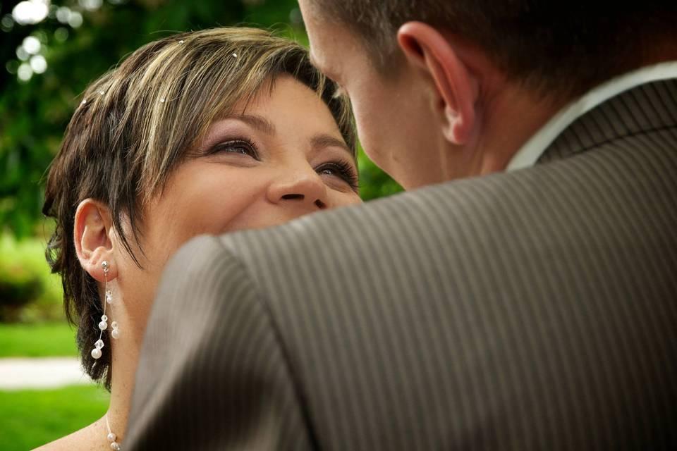 Maquille mariée