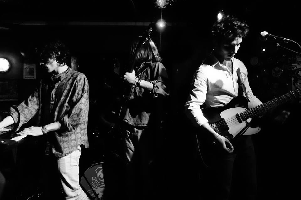 The Fool's Crow - Groupe de rock français