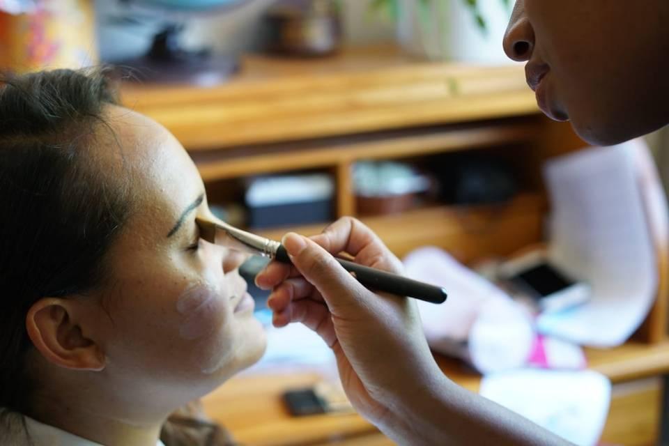 Saaymely makeup