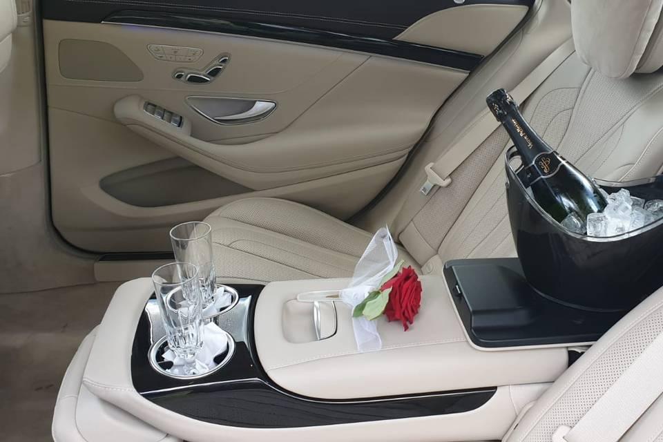 Mercedes S 500-L AMG