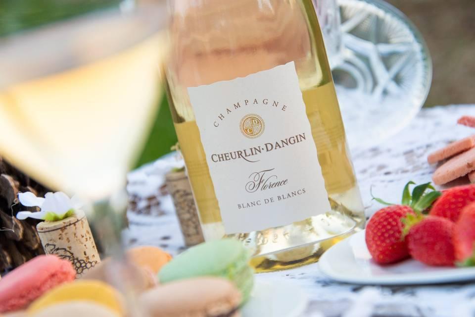 La cuvée Florence (Champagne)