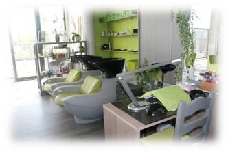 Salon de coiffure et manucurie