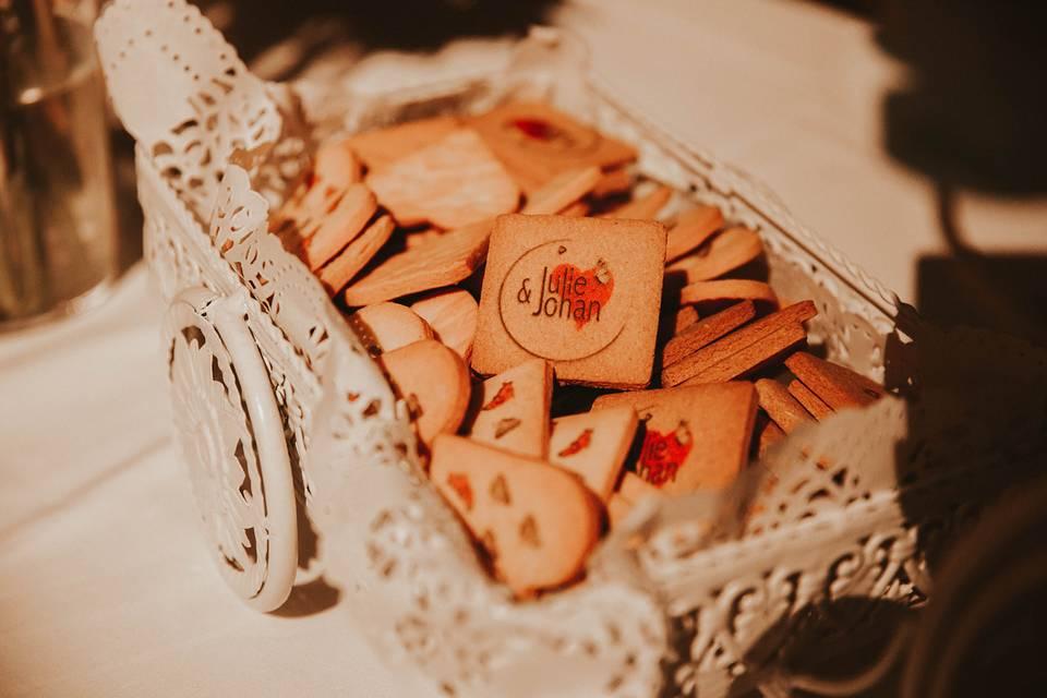 Un Biscuit pour le Dire