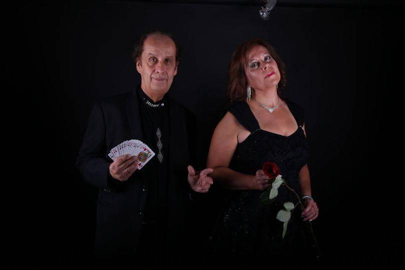 Luc John's et Crystale