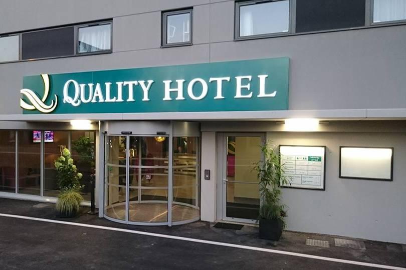 Quality Hotel Belfort Centre & Spa