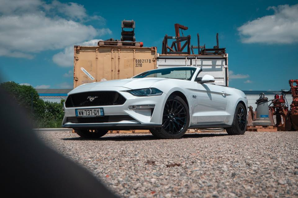 FORD MUSTANG 6 GT CABRIOLET