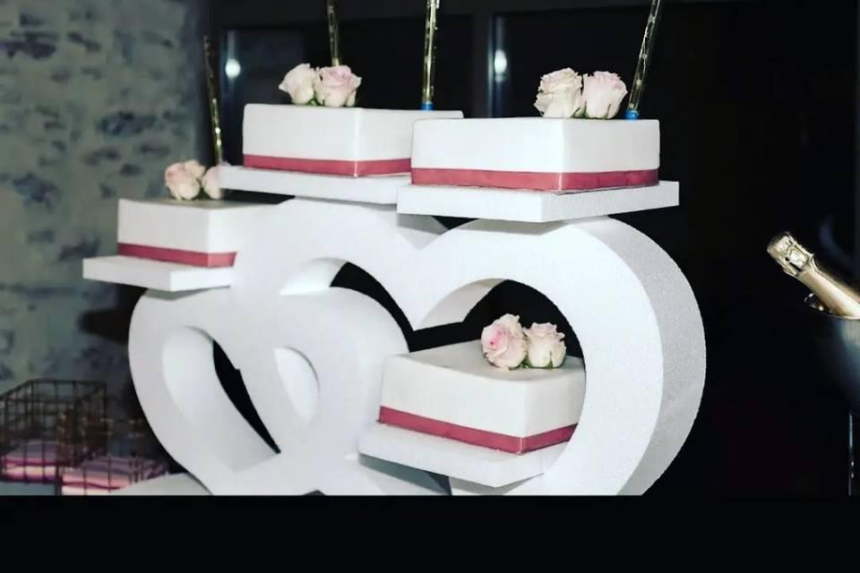 wedding cake part 3