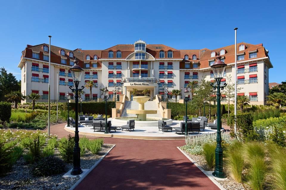 Le Grand Hôtel**** Le Touquet - Resort & SPA
