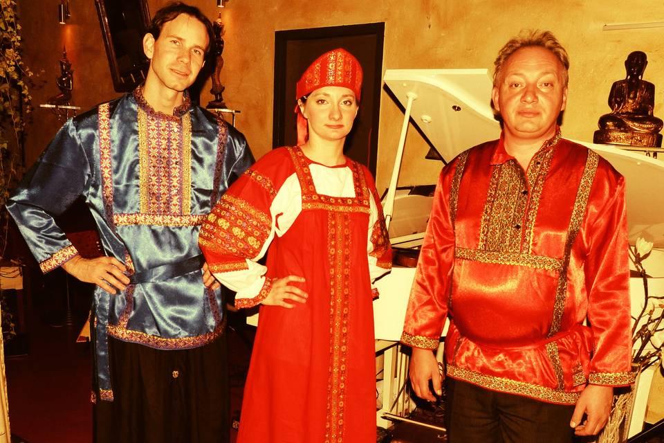 Charmanka - Groupe russe et tzigane