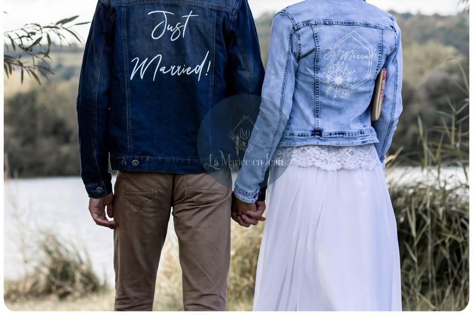La Mariée en Jean