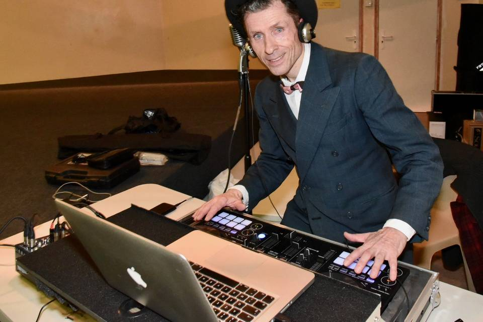 DJ Retro SonoDanse