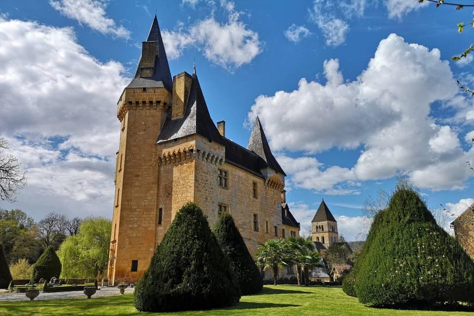 Château de Clerans