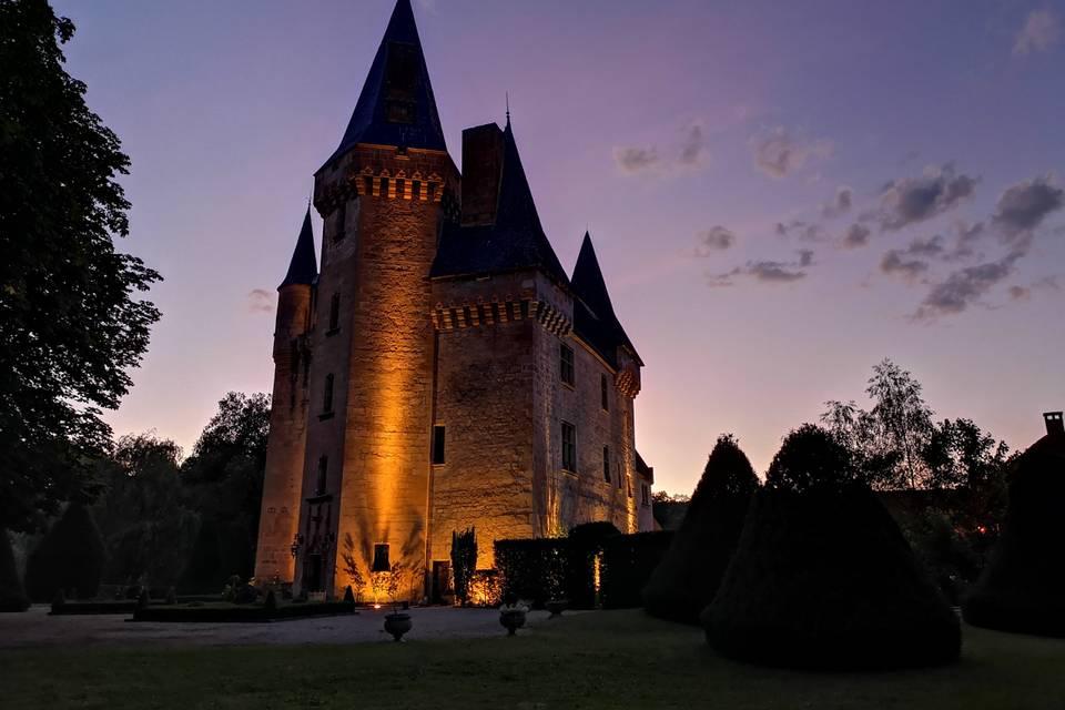 Le Château de Clérans