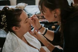 Gaelle Gilot Make up