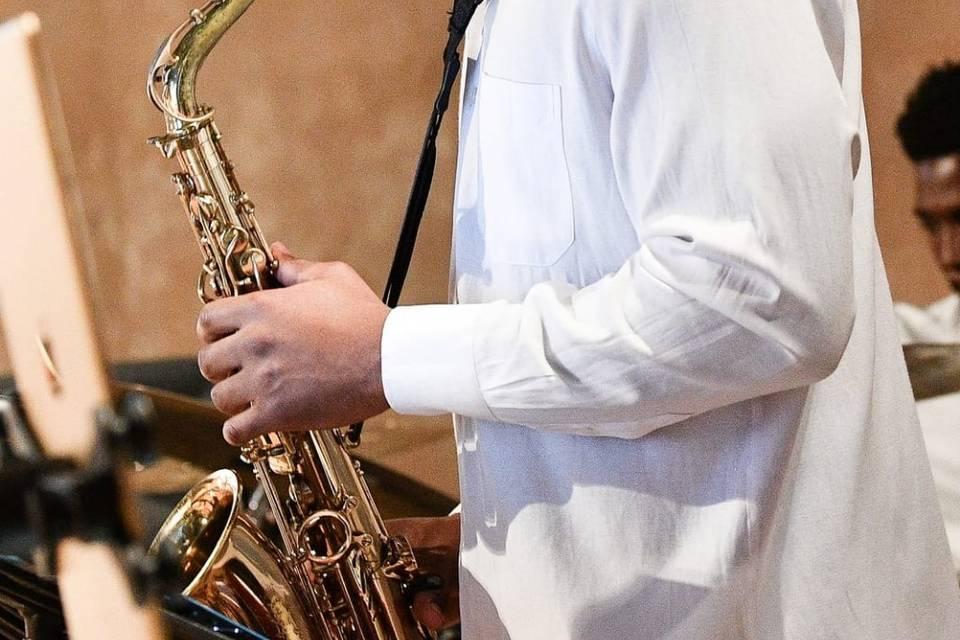 Victoric Saxophoniste