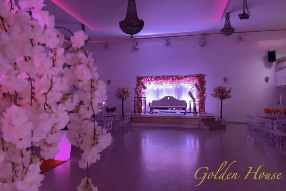 Golden House - Espace Mélinda